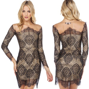 Fashion-Black-Lace-Women-Mini-Dress-Sexy-Bodycon-Pencil-Party-Dresses-Patchwork-Mesh-Elegant-Casual-Ladies - Copy