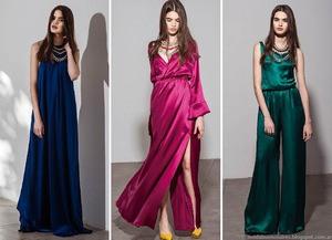 Florian Dresses vestidos de fiesta invierno 2015 moda