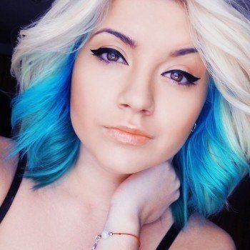 tintes para el cabello de colores fantasia cual te